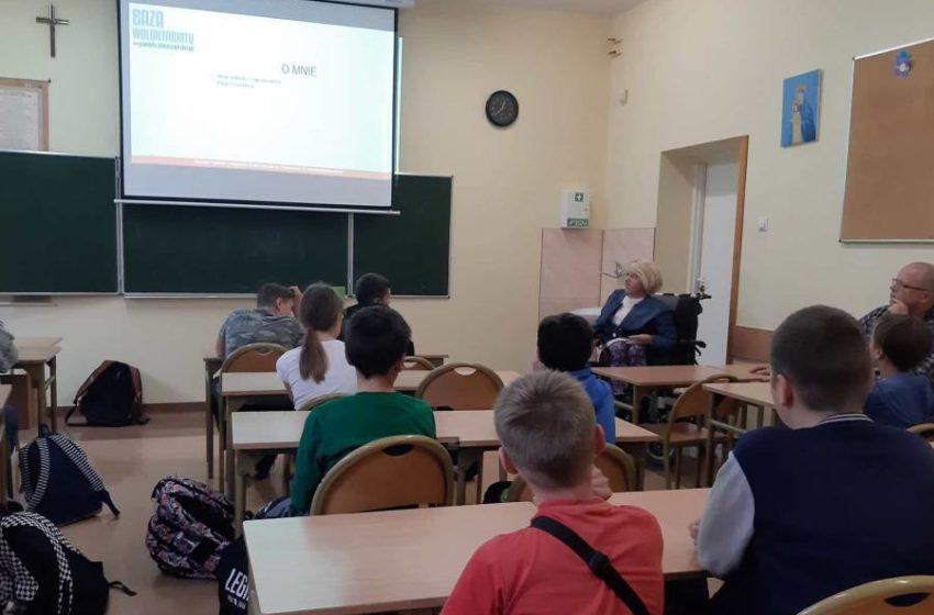 Spotkanie – Szkoła Podstawowa nr 1 im. Józefa Piłsudskiego w Piasecznie