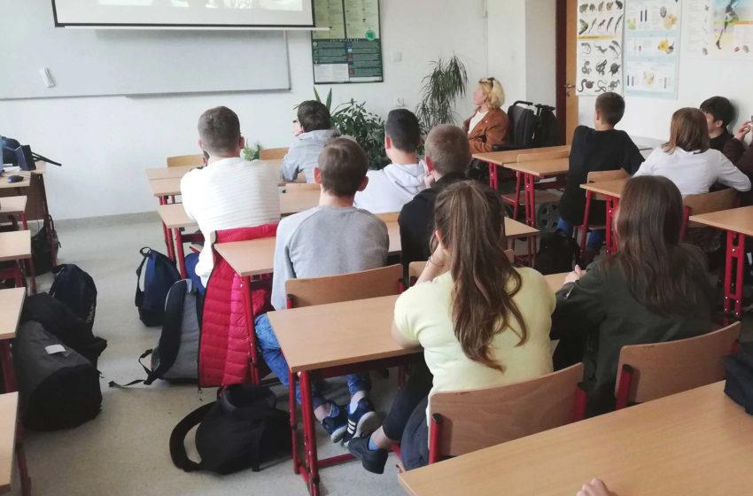 Jesienne spotkania w szkole SP nr 3 w Piasecznie